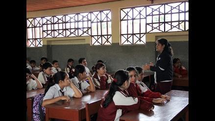 San Martín: clases podrían suspenderse por bloqueo de carretera