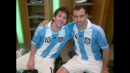 Messi, Mascherano y Di María dan nombre a calles de un pueblo argentino