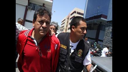 Chiclayo: exadministrador de Torres pasó al Departamento Antidrogas
