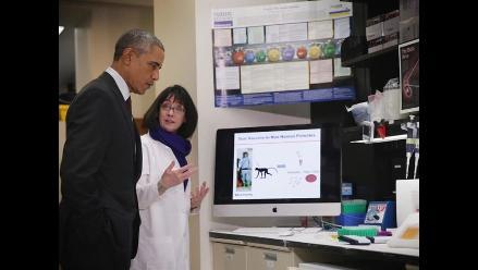 Obama pide no bajar la guardia contra el ébola y extinguirlo