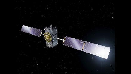 Satélite Galileo mal colocado corrige su posición y envía señales