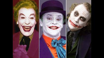 ´El Guasón´: conoce a los actores que dieron vida al villano