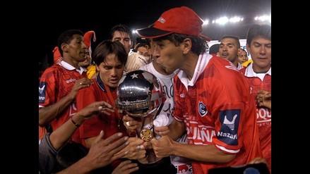 Copa Sudamericana: La última final que disputó River fue ante Cienciano