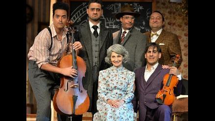 Últimas funciones de Los Mataviejas en el Teatro Pirandello