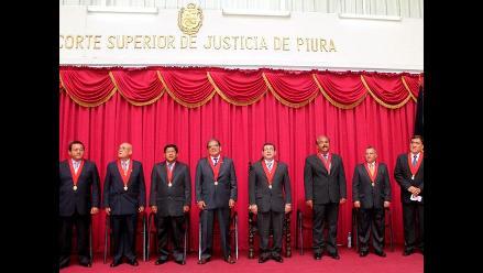 Piura: 19 jueces elegirán a presidente de la Corte de Justicia