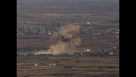 Siria: bombardeo mata a cinco miembros de una familia