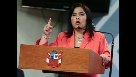 Ana Jara: Prescripción a favor de Rómulo León fortalece la impunidad