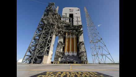 La NASA suspende el lanzamiento de la cápsula Orión