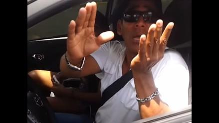 Indignante respuesta de conductor a mujer: ´Falta que te hagan el amor´