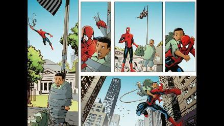 Marvel lanzó cómic para crear conciencia sobre el bullying