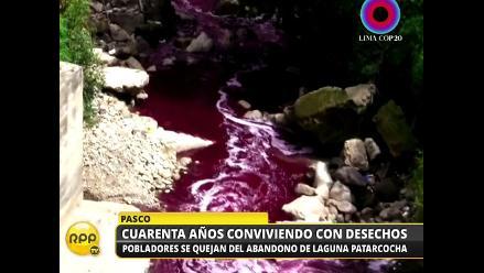 Conoce la preocupante situación medioambiental de Junín y Pasco