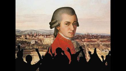 Efemérides del 5 de diciembre: En 1791 muere Wolfgang Amadeus Mozart