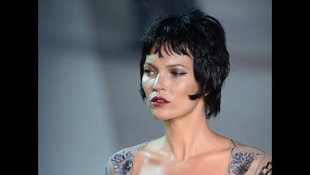 Kate Moss aparecerá en una serie de televisión
