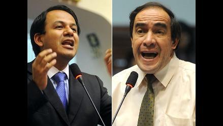 Díaz Dios emplaza a Yonhy Lescano a inhibirse de comisión López Meneses
