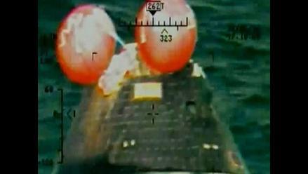 Fotos: Así fue el amerizaje de la cápsula Orión en el Océano Pacífico