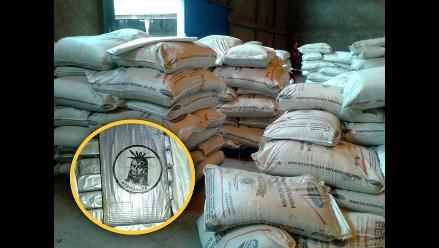 PNP incauta media tonelada de droga en megaoperativo en Lima