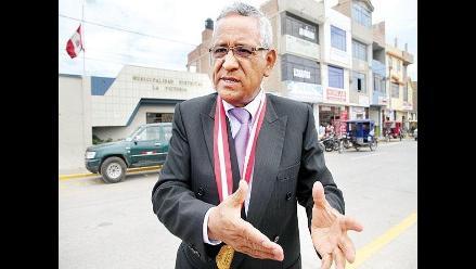 Alcalde de La Victoria pide presencia de la Contraloría para inicio de obra