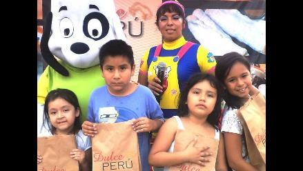 Dulce Perú adelanta la Navidad en Chosica