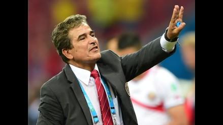 Jorge Luis Pinto es el nuevo técnico de la selección de Honduras