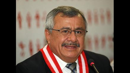 Távara emplaza al Legislativo a discutir paquete de reformas electorales