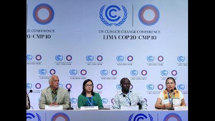 COP20: Indígenas piden participar en sistemas de vigilancia de bosques