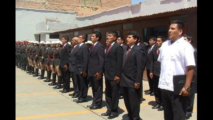 En el Día de la Integración Policial reconocen labor de agentes