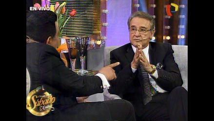 Carlos Villagrán sobre Chespirito: ´No me gusta hablar de rencillas´