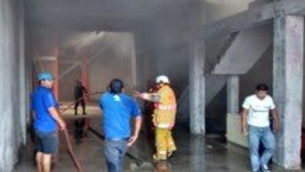 Peruano fallece tras incendio en Santiago de Chile