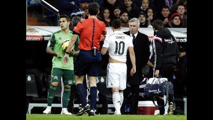 James Rodríguez y su posible baja en Real Madrid para Mundial de Clubes