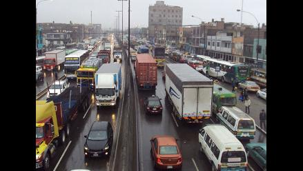 Perú pierde US$20 mil millones al año por falta de políticas de transporte