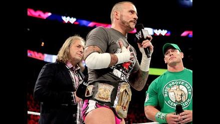 ¡Fichaje bomba! CM Punk confirma que luchará en la UFC en el 2015