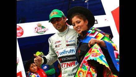 José Luis Tommasini logra en Ayacucho el bicampeonato nacional de Rally