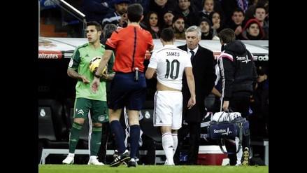 James Rodríguez se perderá el Mundial de Clubes salvo milagro