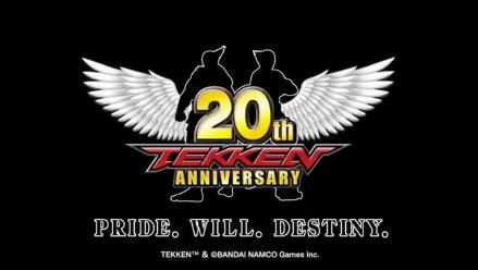 Tekken publica video por su 20 aniversario