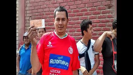 Chiclayo: dinero de 5 mil entradas vendidas será devuelto a los hinchas