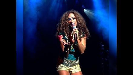 Rosario Flores: En mi espectáculo habrá cajón peruano