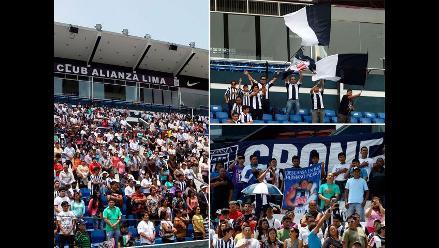 Alianza Lima recordó en emotiva misa a los mártires del Fokker-27