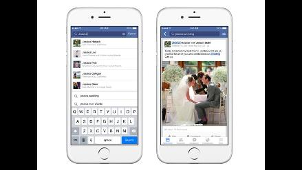 Facebook Search ahora permite buscar publicaciones antiguas