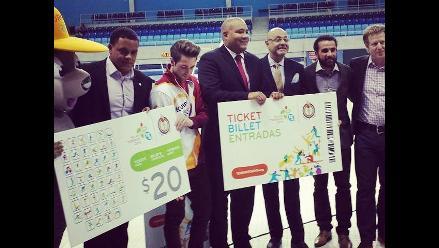 Panamericanos 2015: Inician la venta de entradas para Juegos en Toronto