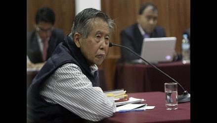 Procurador pide que Alberto Fujimori pague reparación de S/.244 millones