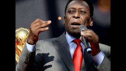 Pelé recibió el alta médica y afirmó que nunca tuvo miedo a morir