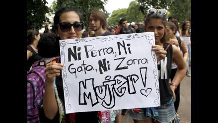 En Uruguay marchan contra el acoso machista en las calles