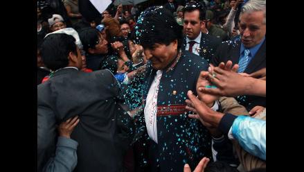 Evo Morales confirmó asistencia a la COP20
