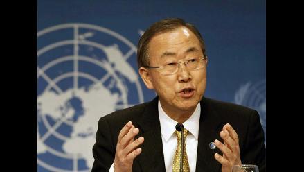 Secretario General de la ONU ya está en Lima para la COP 20