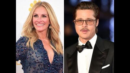´Hackers´ filtran los teléfonos de Brad Pitt y Julia Roberts
