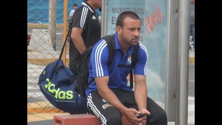 Plantel de Sporting Cristal llegó a Lima y no había bus para recogerlos