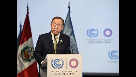 ONU: Preocupa acciones colectivas de países frente al cambio climático