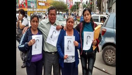 Chiclayo: padres buscan desesperadamente a su joven hija
