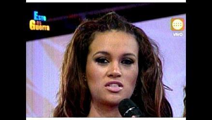 Angie Arizaga pidió disculpas por ofender a autistas
