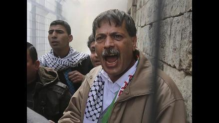 Cisjordania: Ministro palestino muere en ataque del Ejército israelí